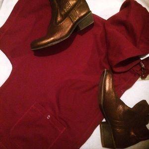Spiegel Jackets & Blazers - NWT Spiegel Sportive Cotton Knit Swing Hoodie
