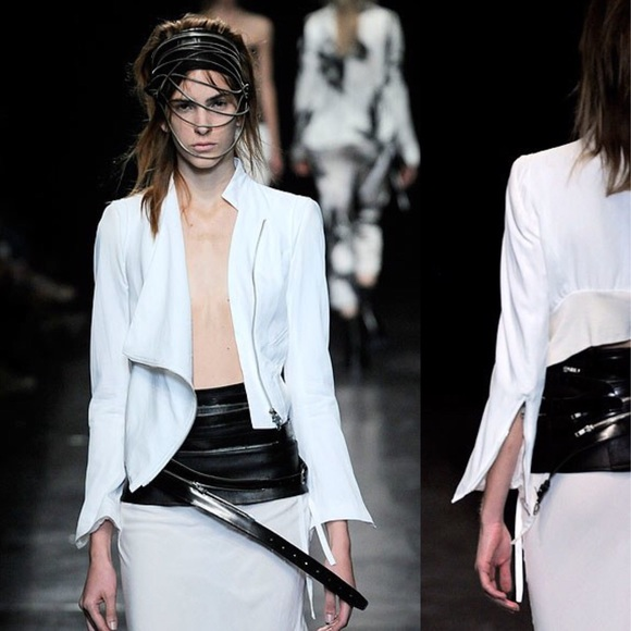 Ann Demeulemeester Jackets & Coats - on hold
