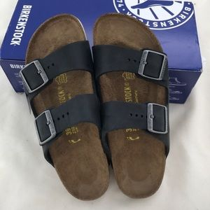 Birkenstock Shoes - Brand new Birkenstock black sandals