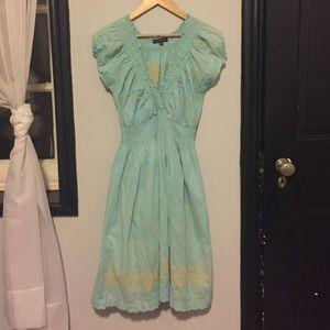 Dresses & Skirts - Cotton Boho Dress