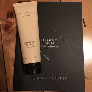 beautycounter Other - Beautycounter routine clean cream cleanser