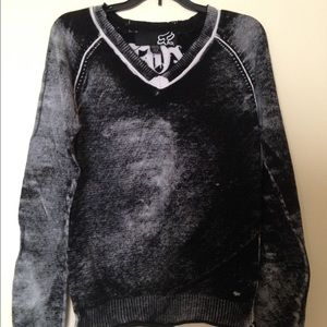 FOX Sweater sz M
