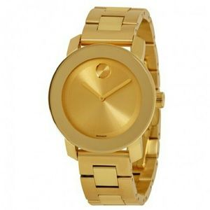 Movado  Accessories - NWT Movado yellow gold ladies watch