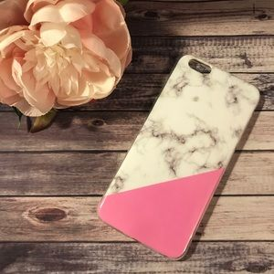 Accessories - SOFT SILICONE MARBLE IPHONE 6 & 6 6S  PLUS CASE