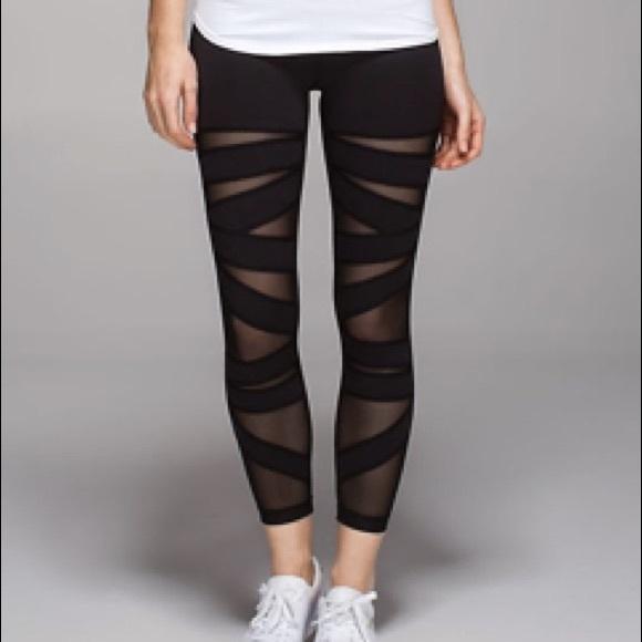 Ballerina mesh leggings *Last Pair*