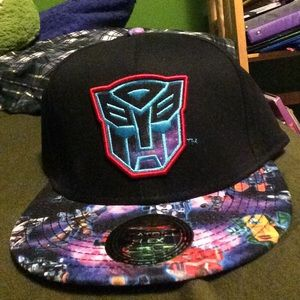 Bioworld Accessories - ✨host pick✨ Transformers hat