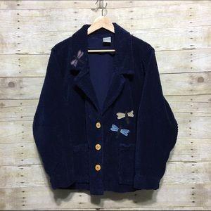 Jackets & Blazers - Super soft & plush chenille like corduroy jacket