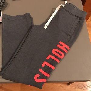 Hollister Sweats size XS