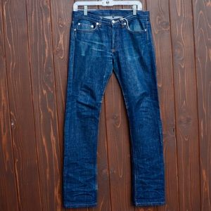 A.P.C. Other - A.P.C. Mens skinny denim jeans.