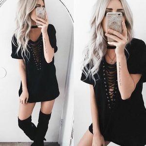  new 2017 sexy summer dress/ t-shirt