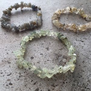 Cultiverre Jewelry - ✂️ S A L E > layering gemstones bracelet