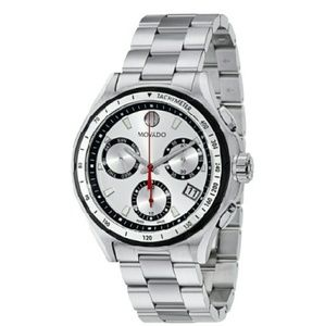Movado Other - NWT Movado $1200 Swiss chronograph watch