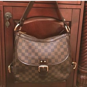 Louis Vuitton Handbags - 💜100% authentic Louis Vuitton Highbury hobo