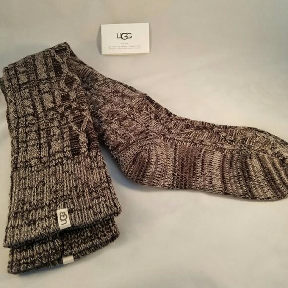 b4938a68c33 UGG Classic Cable Knit Sock Women's Socks NEW!!