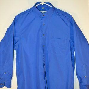 Other - Blue long sleeve shirt (formal wear)