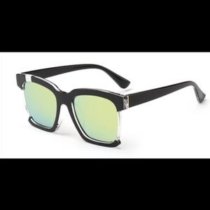CHANEL Accessories - Women cat eye sunglasses!   Semi rimless eyewear
