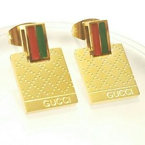 Gucci Jewelry - 💕Vintage  Gucci Earrings💕