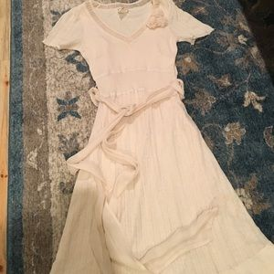 Anthropologie Dresses & Skirts - Anthropologie short sleeve sweater dress Viola