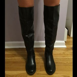 Bakers Shoes - Bakers over the knee boots