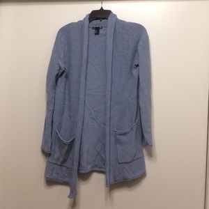 H&M Sweaters - Baby blue H&M knit cardigan