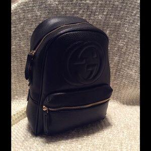 Gucci Handbags - Soho backpack