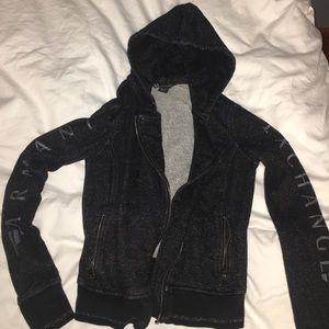 Armani Exchange sparkle jacket
