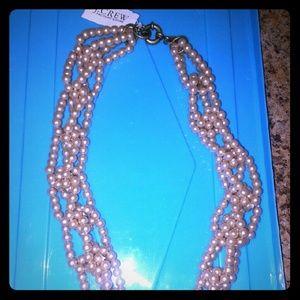 J. Crew Jewelry - Beautiful NWT JCrew Pearl Necklace