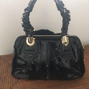 Chloe heloise vinyl handbag