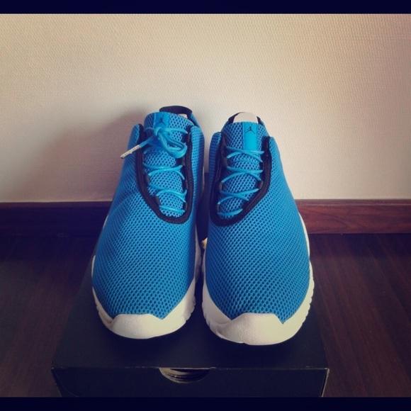 reputable site be391 56123 Jordan Shoes | Air Future Low Blue Size 95 | Poshmark