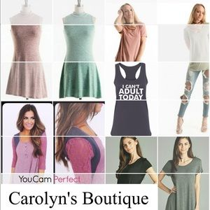 Welcome to Carolyn's Boutique