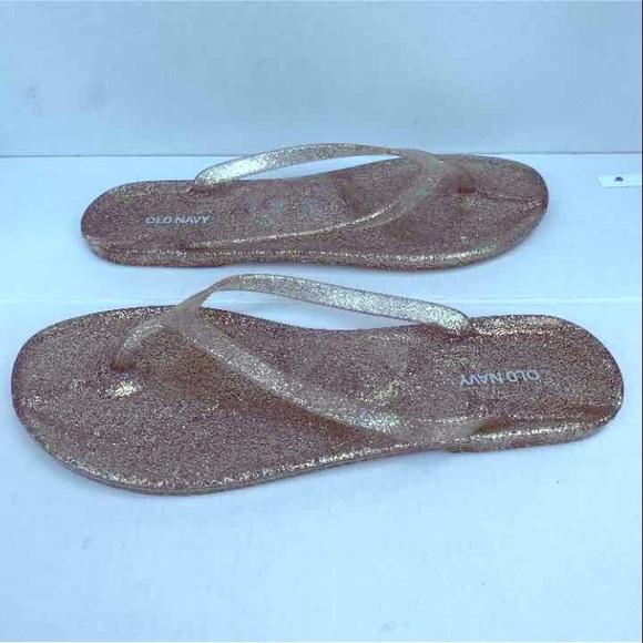 5240c790f Old Navy Women s Jelly flip flops Size 6. M 587f1d71522b4548a0016c85