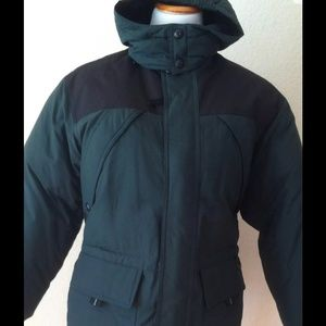 Pacific Trail Other - Puffer down filled jacket snow ski hooded jacket