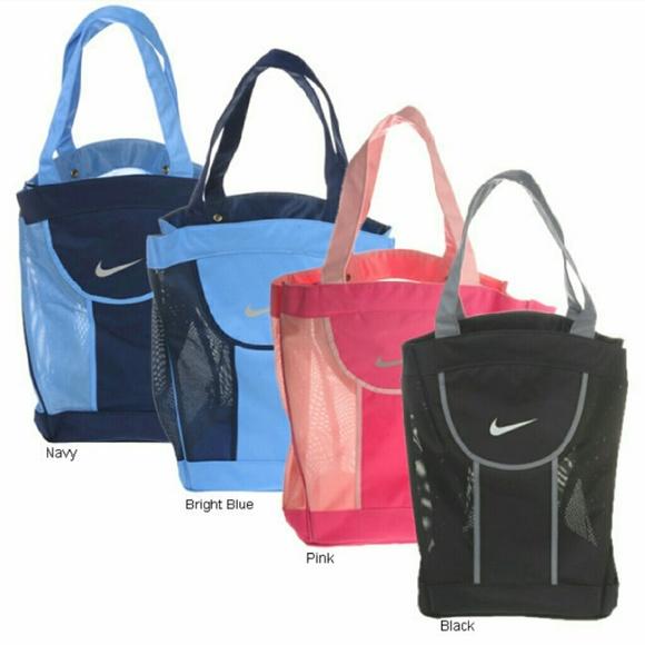 cc9f602b7de82 Nike Beach Tote Bag Shopper. M 587f30cbc28456849401a599