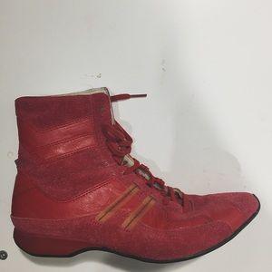 Diesel Shoes - WOMENS DIESEL BOXING SHOE BOOT NWB 8.5