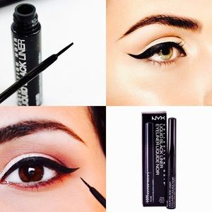 NYX Other - 🔅NEW NYX Glossy Black Liner🔅W/FREE GIFTS!😍🎁💓