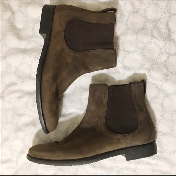 Cole Haan Other - Like-new Men s Cole Haan Nike Air Suede Ankle Boot 490b4b0ed65