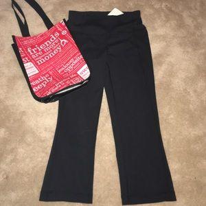 lululemon athletica Pants - NWT Lululemon Black Capri