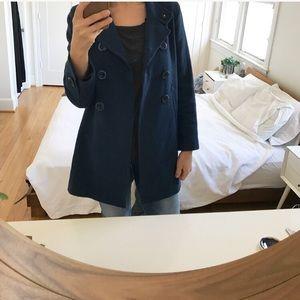 Barneys New York CO-OP Jackets & Blazers - Barneys NYC WYL Pea Coat