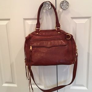 Rebecca Minkoff Large Leather Satchel