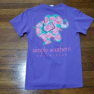 simply southern Tops - Simply southern tee
