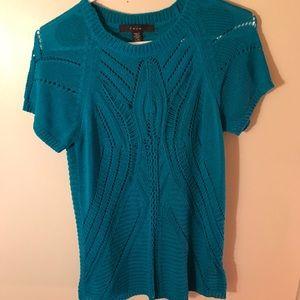 Fever London Tops - Blue Fever shirt