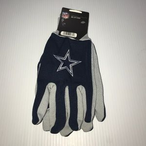 Other - Dallas Cowboys sport utility gloves