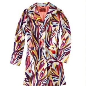 Missoni Jackets & Blazers - Missoni Patterned Long Jacket