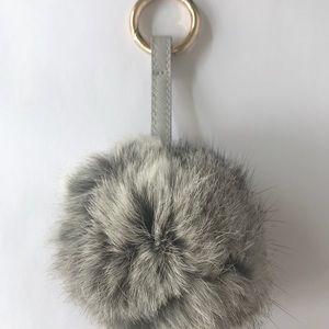 Puffball Keychain