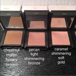 Jouer Cosmetics Other - Jouer Cosmetics Eyeshadows