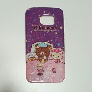 low priced 2a2df 45a3a Rilakkuma San-X Samsung Galaxy s6 edge phone case
