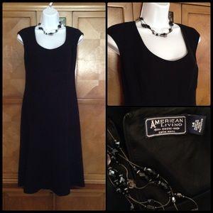American Living Dresses & Skirts - Beautiful Black Dress ⚡️SALE⚡️