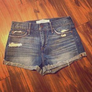 Abercrombie & Fitch Pants - Abercrombie Jean shorts