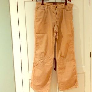 JCREW signature corduroy pants