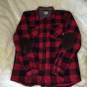 ae402536a08 Vans Jackets   Coats - Vans Hixon Flannel Shirt Jacket lumberjack L